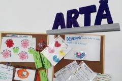 Centru de artă Școala primară și gimnazială Step py Step