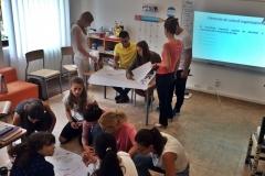Pregătire profesori Școala primară și gimnazială Step py Step