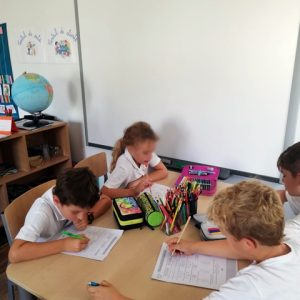 activitati clasa scoala step by step